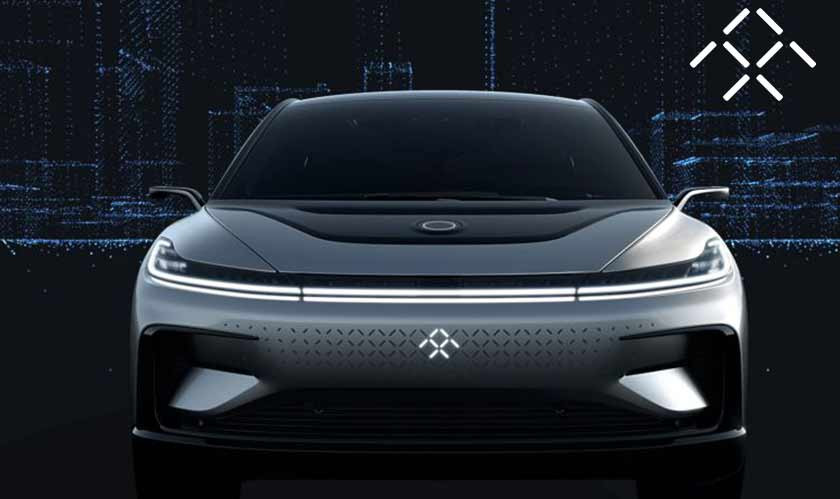 2016 Faraday Future FF 91 Prototype Up for Auction