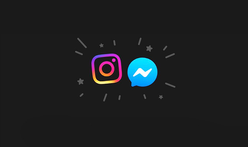 Now you can merge your Facebook messenger and Instagram DM