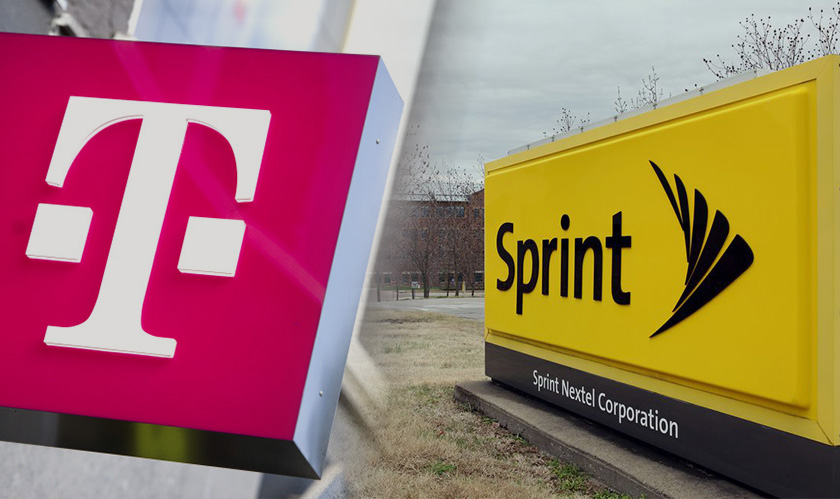 FCC puts a pause button on the Sprint T-Mobile merger