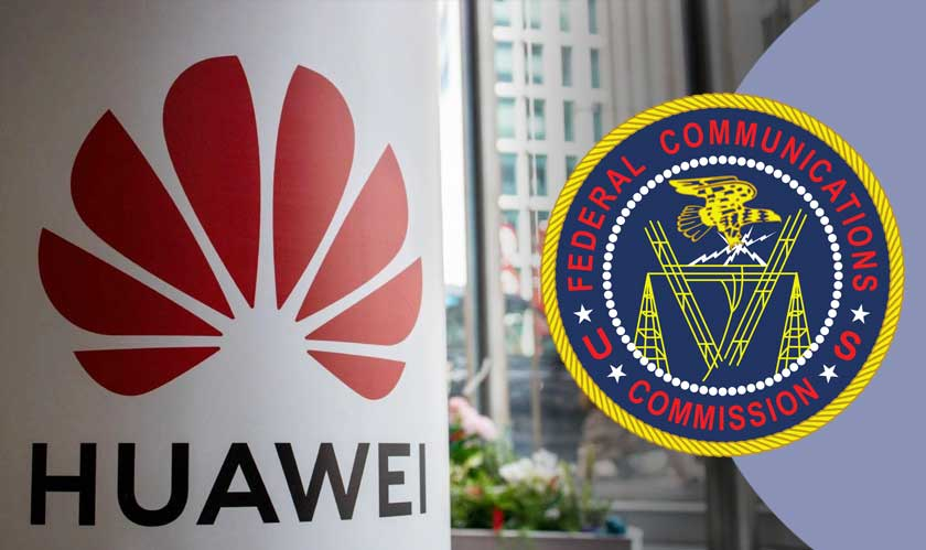 Huawei launched a second lawsuit to U.S. FCC