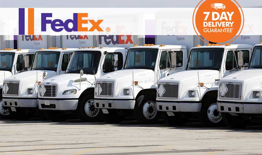 FedEx to work round-the-clock for online customers' satisfaction