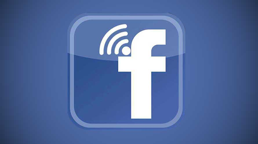 Find Wifi through Facebook