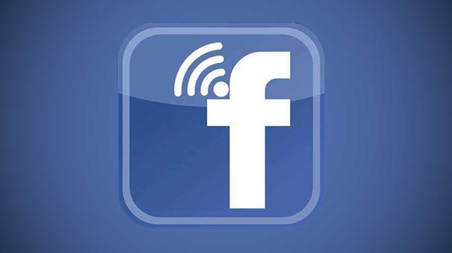 find wifi through facebook