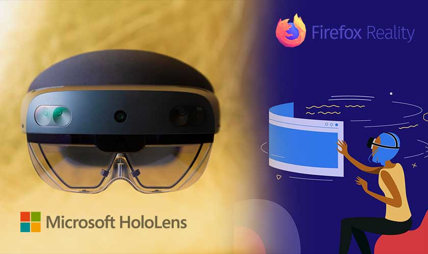 Firefox is coming to Microsoft's HoloLens 2