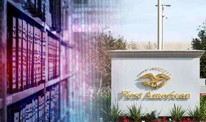 first american financial leak