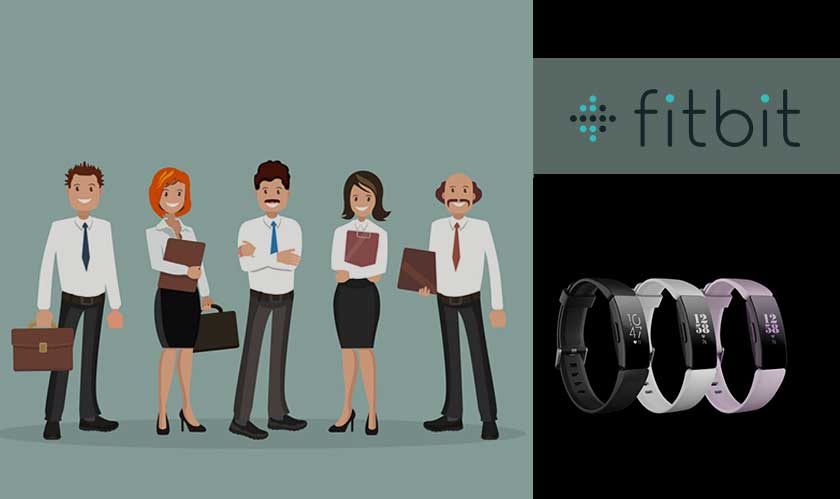 Fitbit targets the corporate and business worlds with a new wearable