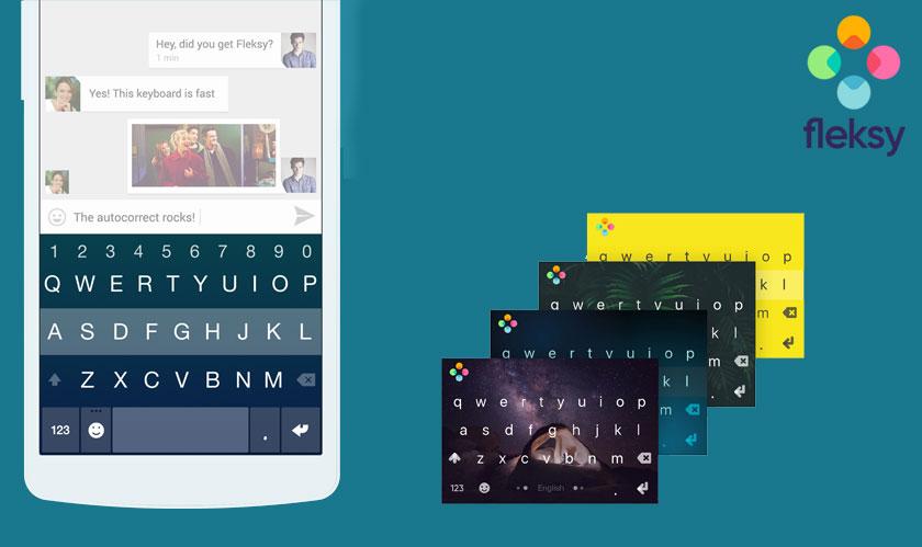fleksy android google keyboard