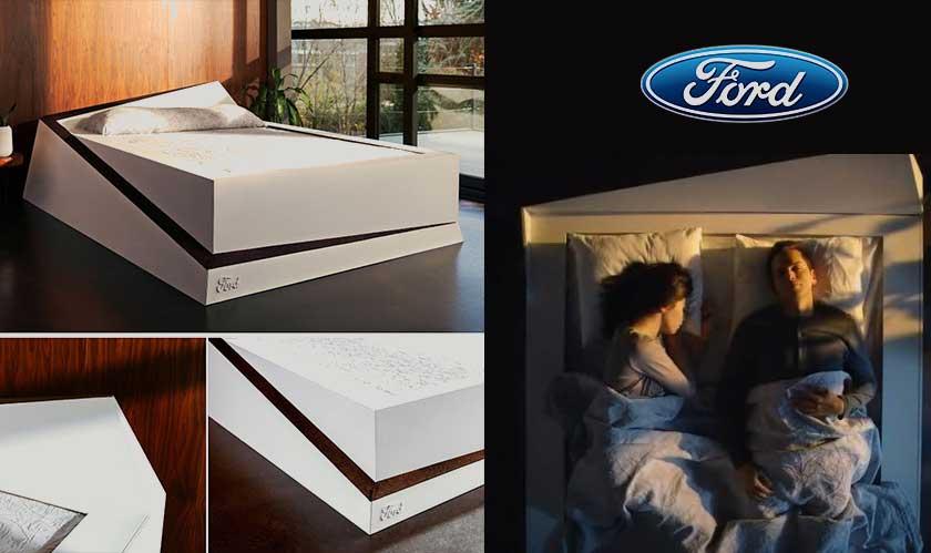 ford conveyor belt bed