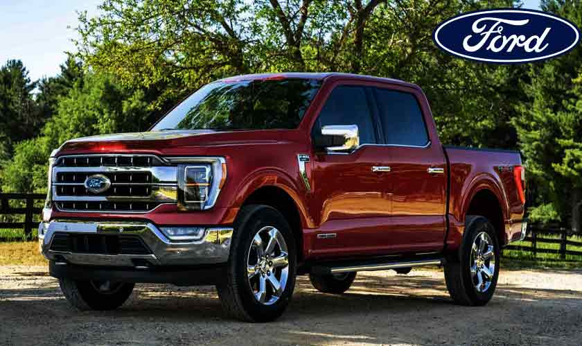Ford announces its first electric pickup truck, F-150 Lightning