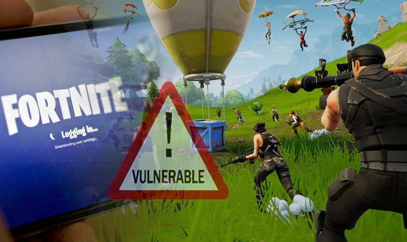 Bug in Fortnite could have left 200 million accounts vulnerable