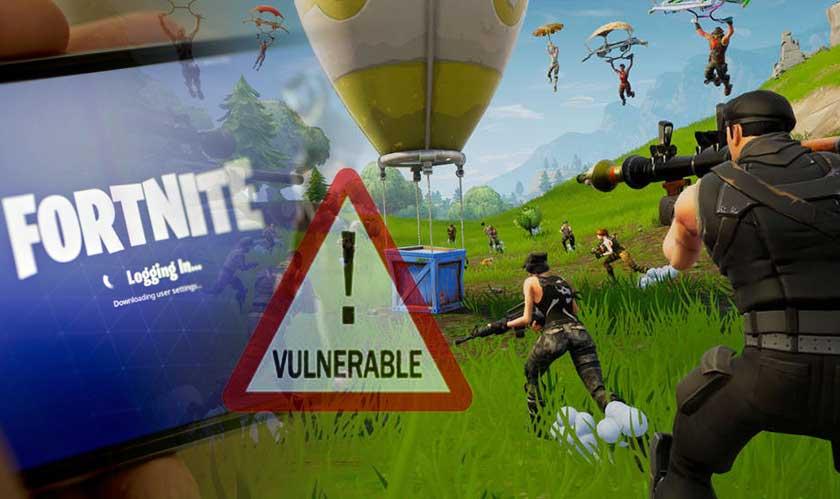 fortnite bug risks gamers accounts