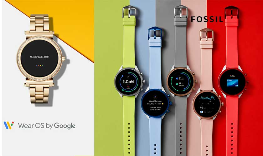 fossil google enter new deal