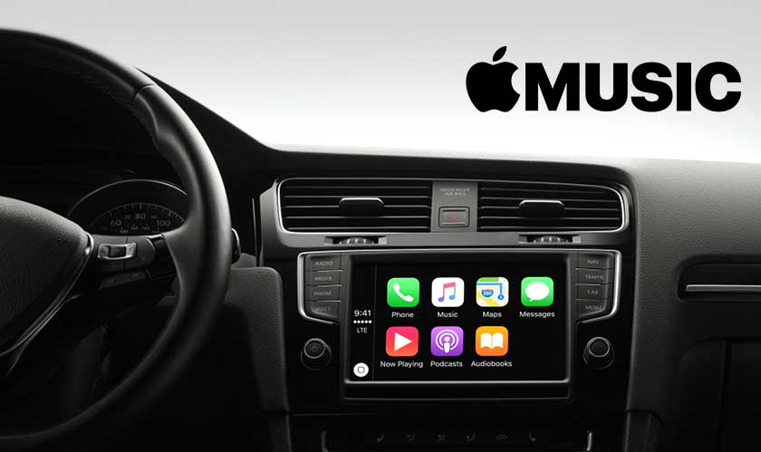 Free Apple Music on new Fiat Chrysler and Volkswagen models