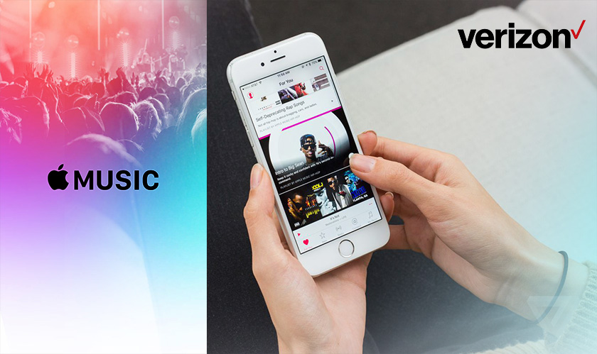 Apple Music will be free for Verizon subscribers!