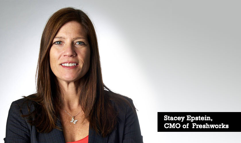 Freshworks Picks SaaS Visionary Stacey Epstein as its CMO