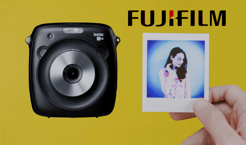 Fujifilm rolls out square format Instax camera
