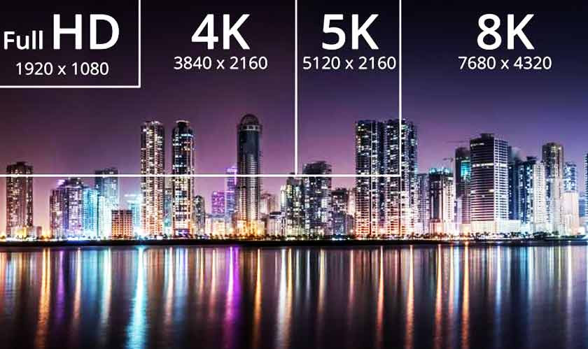 The future of 4k and 8k content looks bright with H266/VVC standard