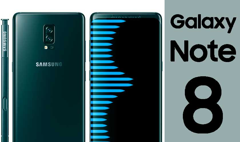 Galaxy Note 8 speculates