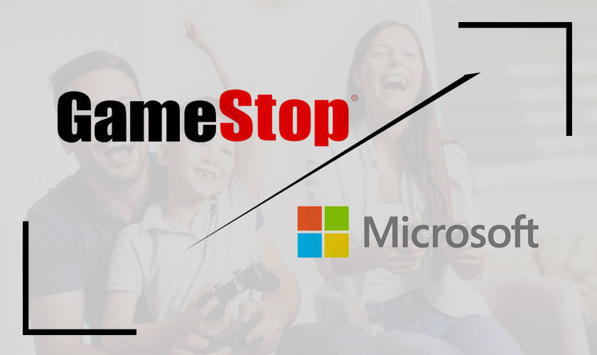 GameStop Strikes a Partnership Deal with Microsoft