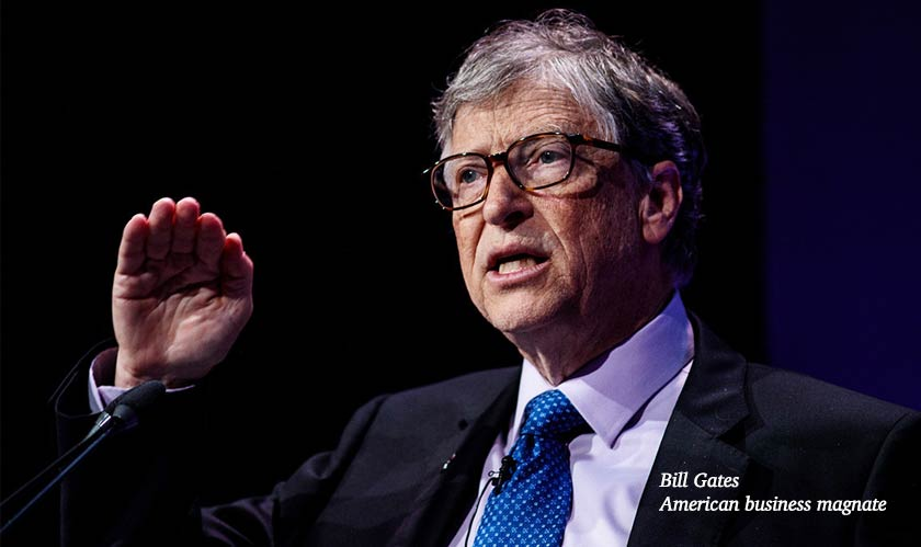 Bill Gates steps down from Microsoft's board, to remain an advisor