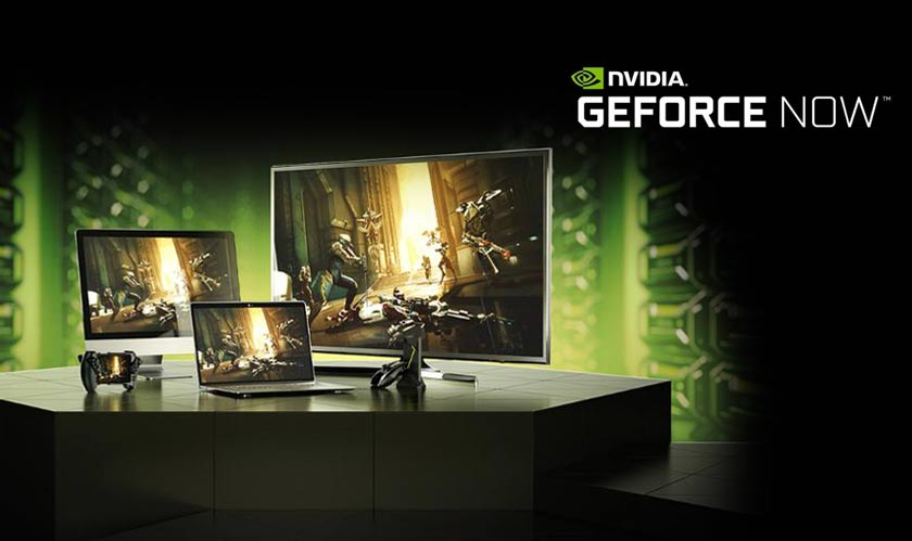 geforce now launched