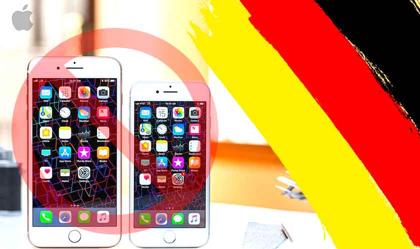 Apple punched with a permanent injunction on iPhone sales in Germany