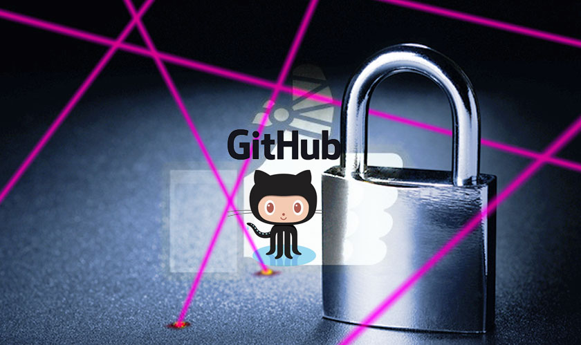 security flaw alert from github