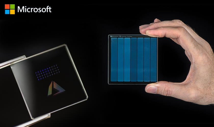 glass might be the future of data storage