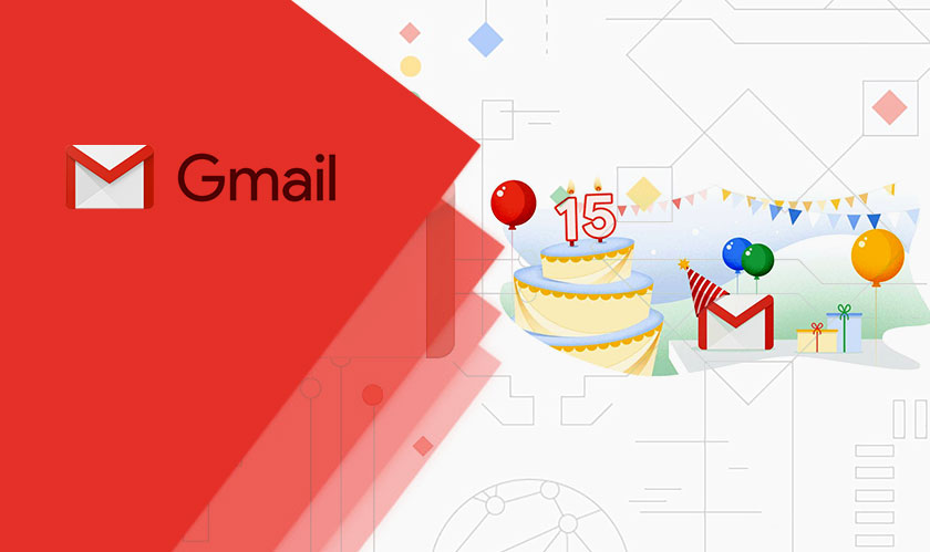 gmail anniversary email scheduling launch