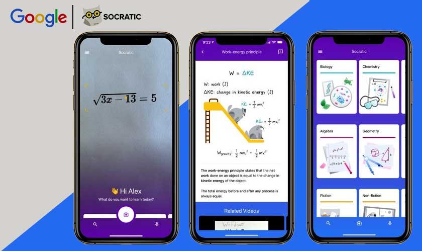 Google declared of procuring Socratic, a homework helper app
