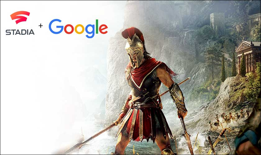 google announces stadia gaming service