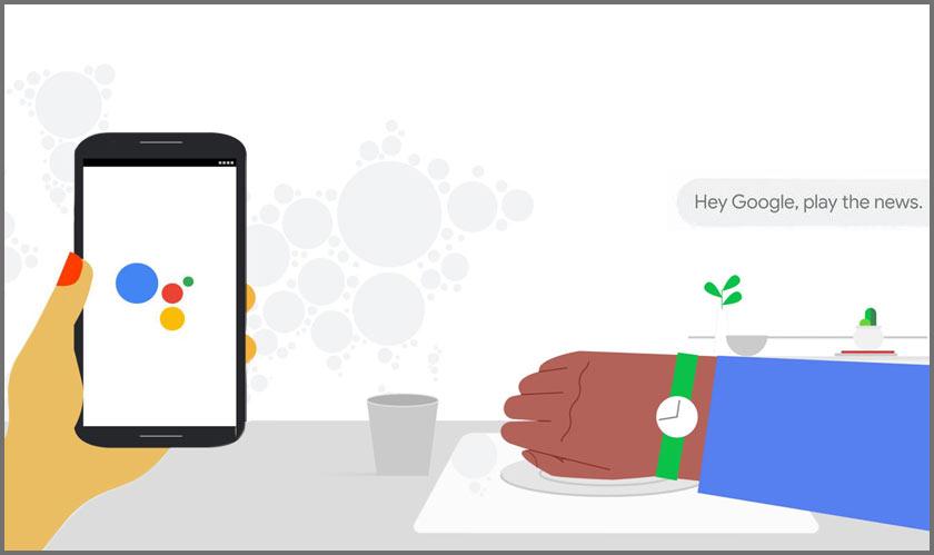 Google Assistant gets algorithmic news feed