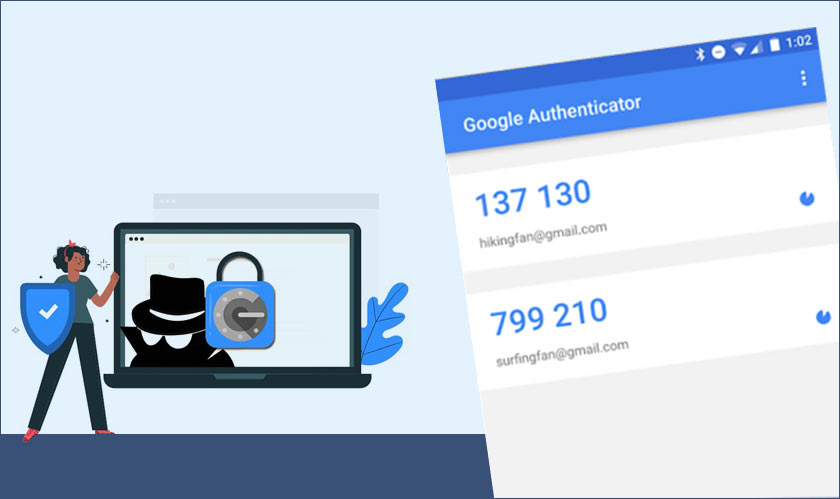 Google Authenticator at risk from Android malware