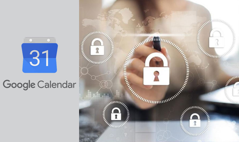 Google calendars found leaking data