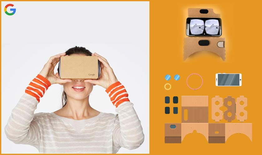 Google is open sourcing cardboard