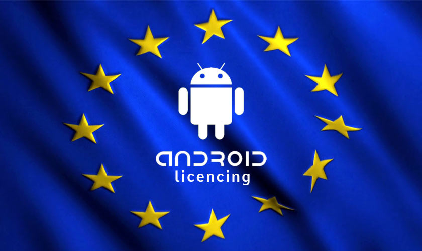 google changes android licensing