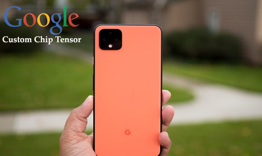 Google announces its custom chip Tensor for its new Pixel lineup