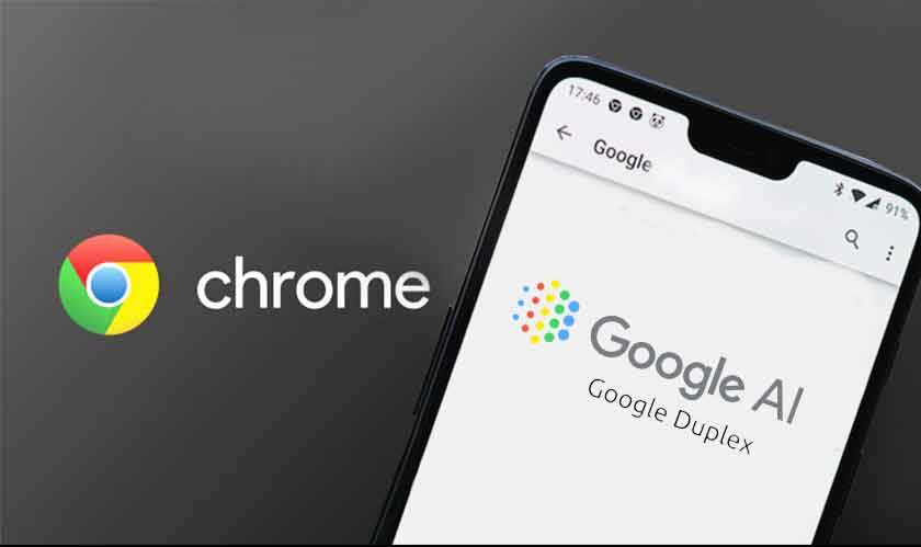 Chrome has Google Duplex That Now Lets You Buy Movie Tickets