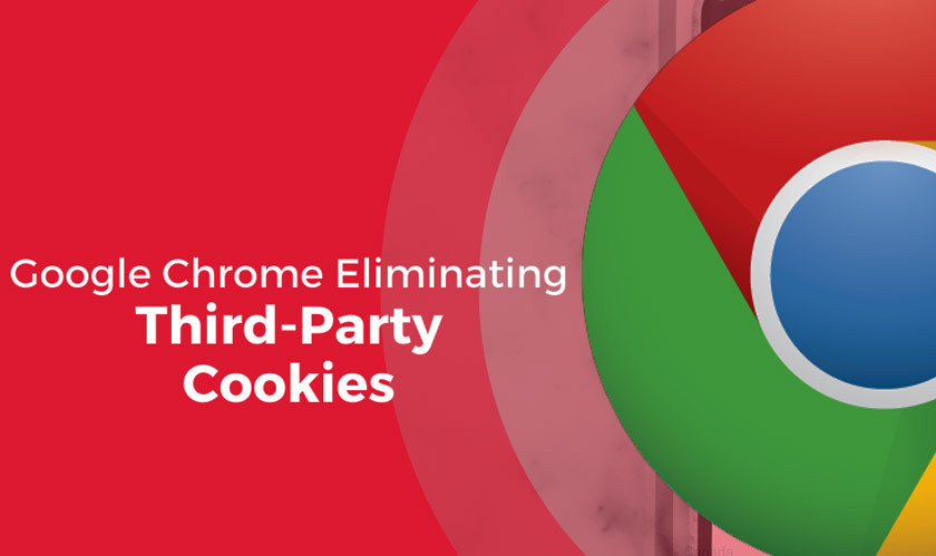 Google Chrome eliminating third-party cookies will affect Digital Marketing