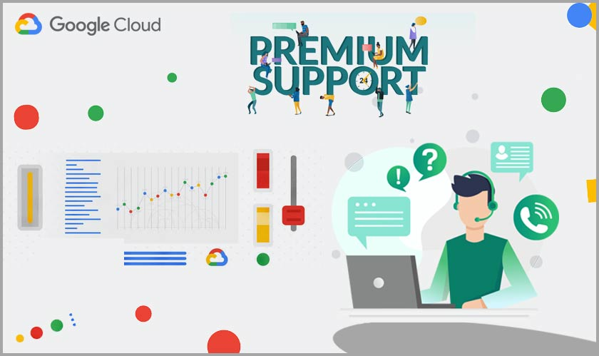 Google Cloud now comes with Premium Support plan