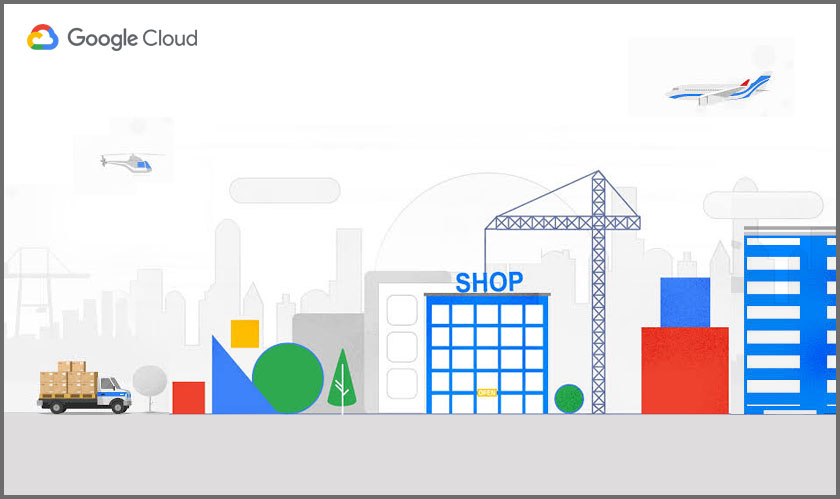 google cloud retailers
