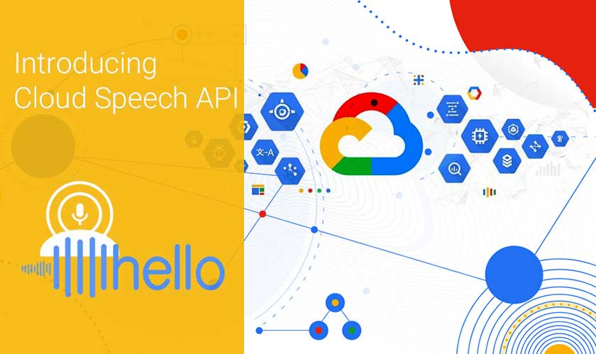 google cloud speech api updates