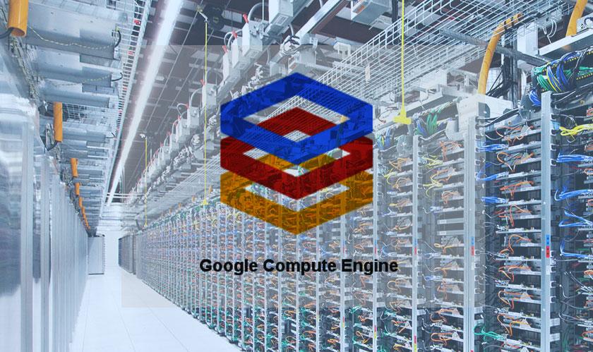 google compute engine offering