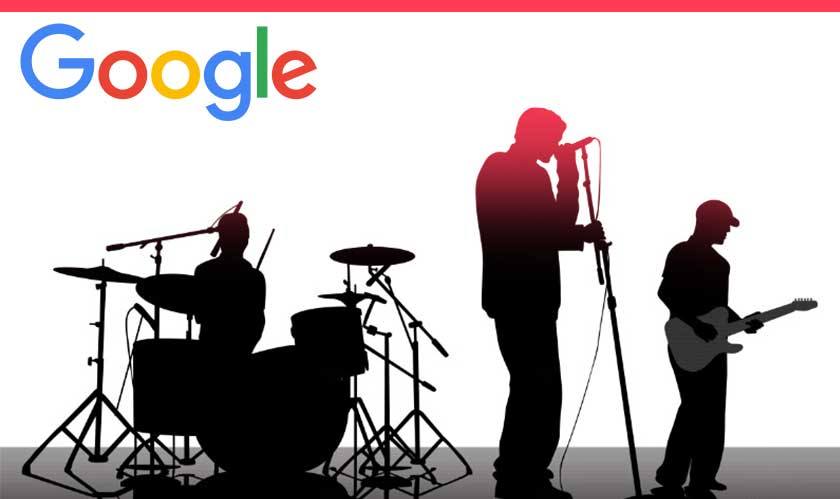 Google creates a platform to the musicians