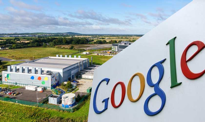 cloud google data centers netherlands