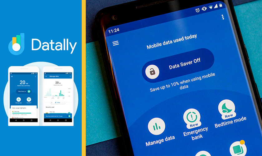 Google's Datally saves data in 'every way' possible