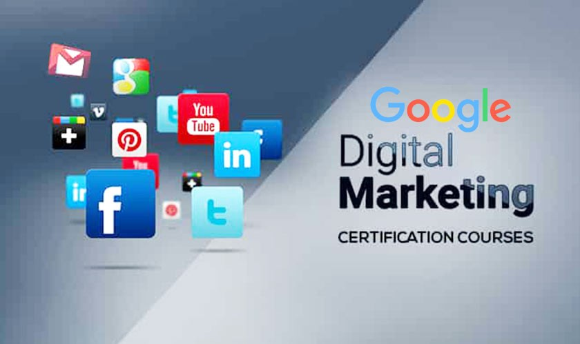 Google comes up with an online digital marketing certification course