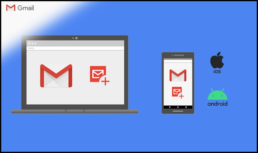 google dynamic gmail android ios