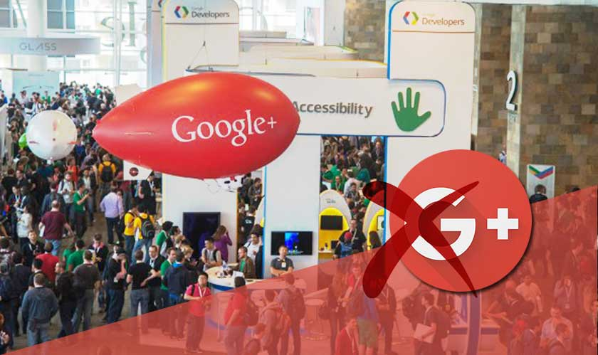 The final bye-bye for Google+ begins