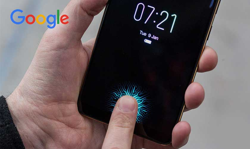 Google lets you use fingerprint to unlock some its services